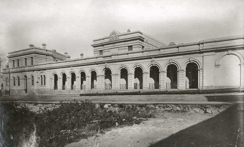 North Sydney courthouse and Police Station, n.d. Photo ID: SRNSW 4346_a020_a020000137.jpg. Reproduction: Peter de Waal