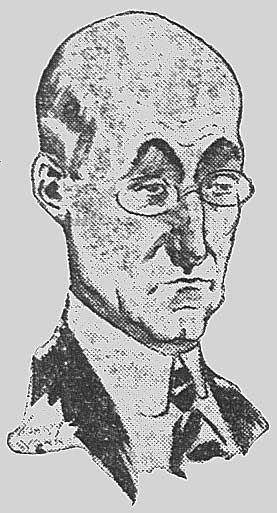 Dr AA Palmer. Image: Truth, (Syd, NSW), Sun 17 Jun 1923, p. 9. Reproduction: Peter de Waal